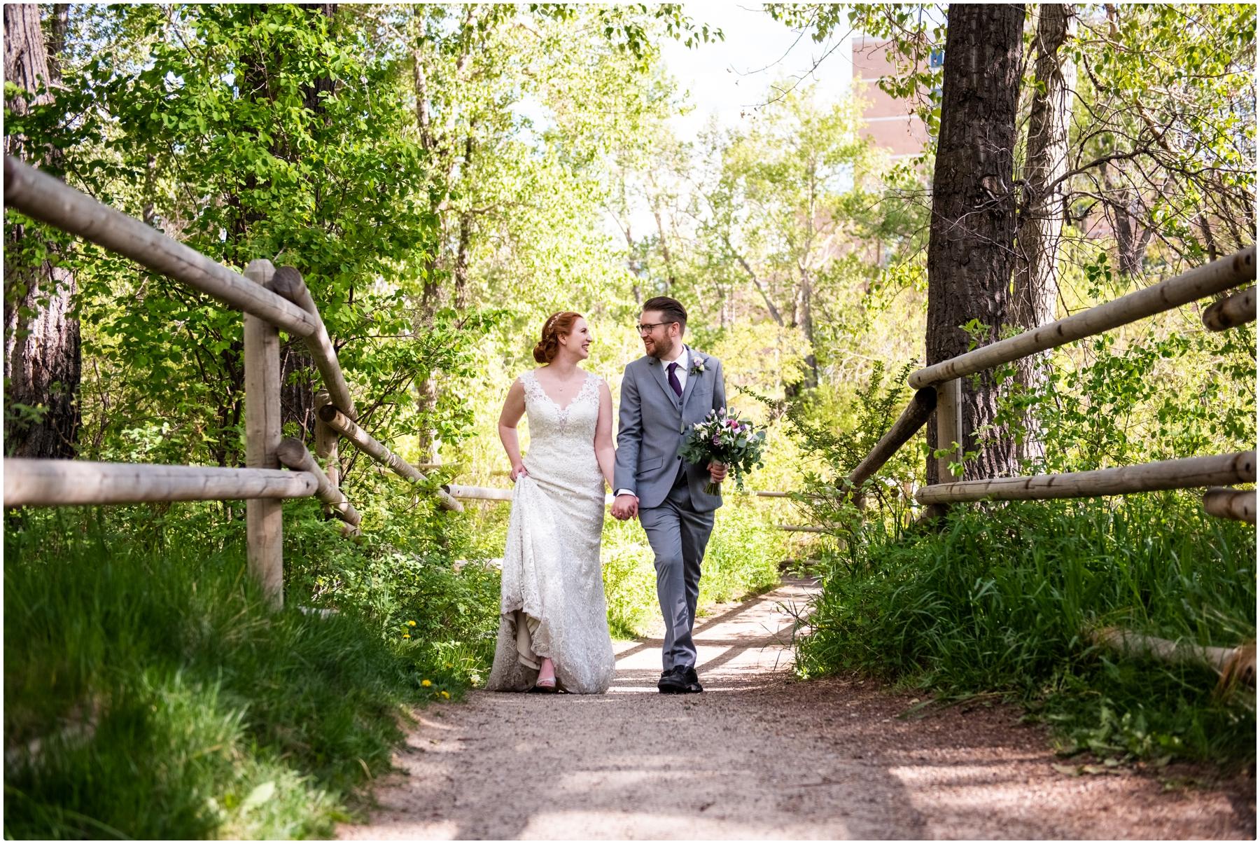 Calgary Micro Wedding Photographers