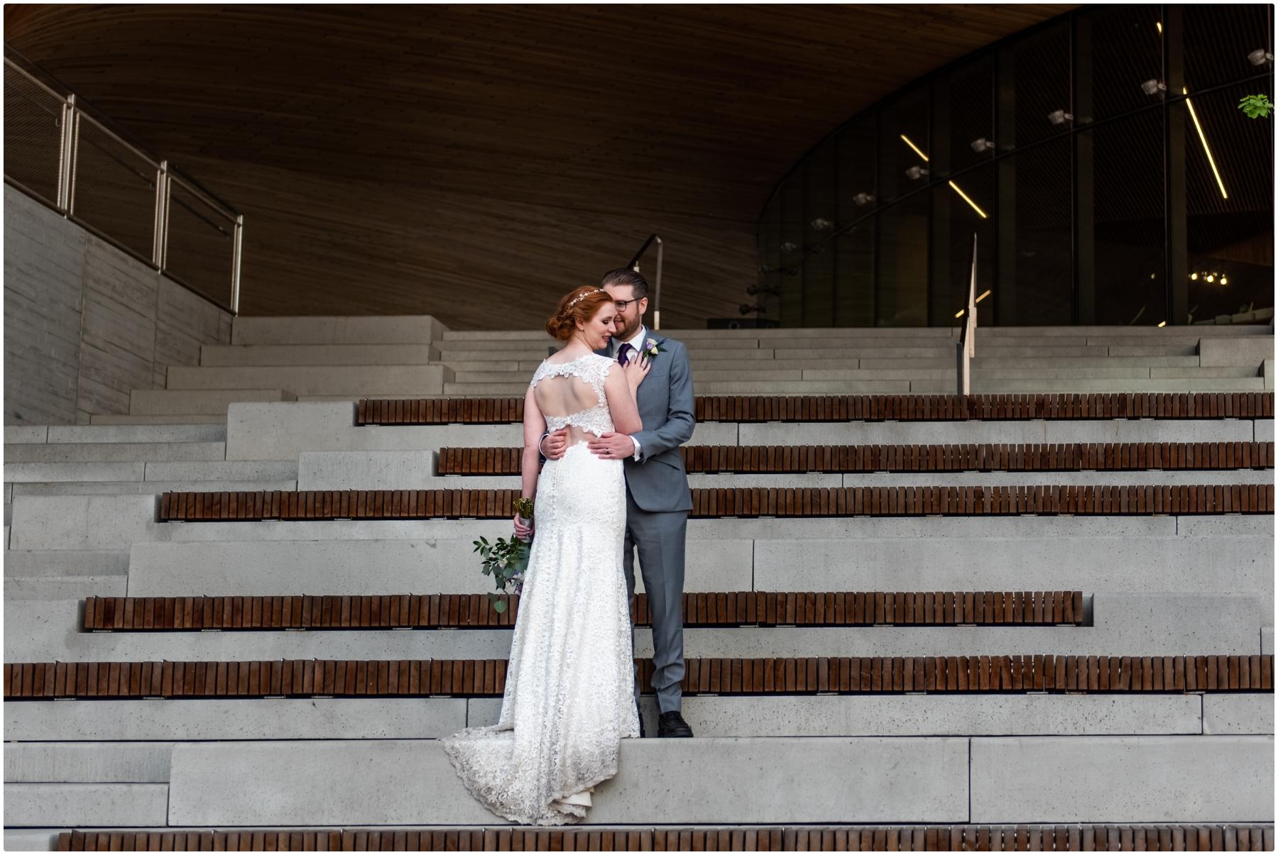 Calgary Spring Wedding Photographer