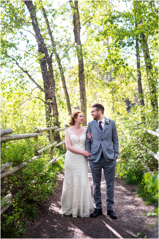 Micro Wedding Photos Calgary