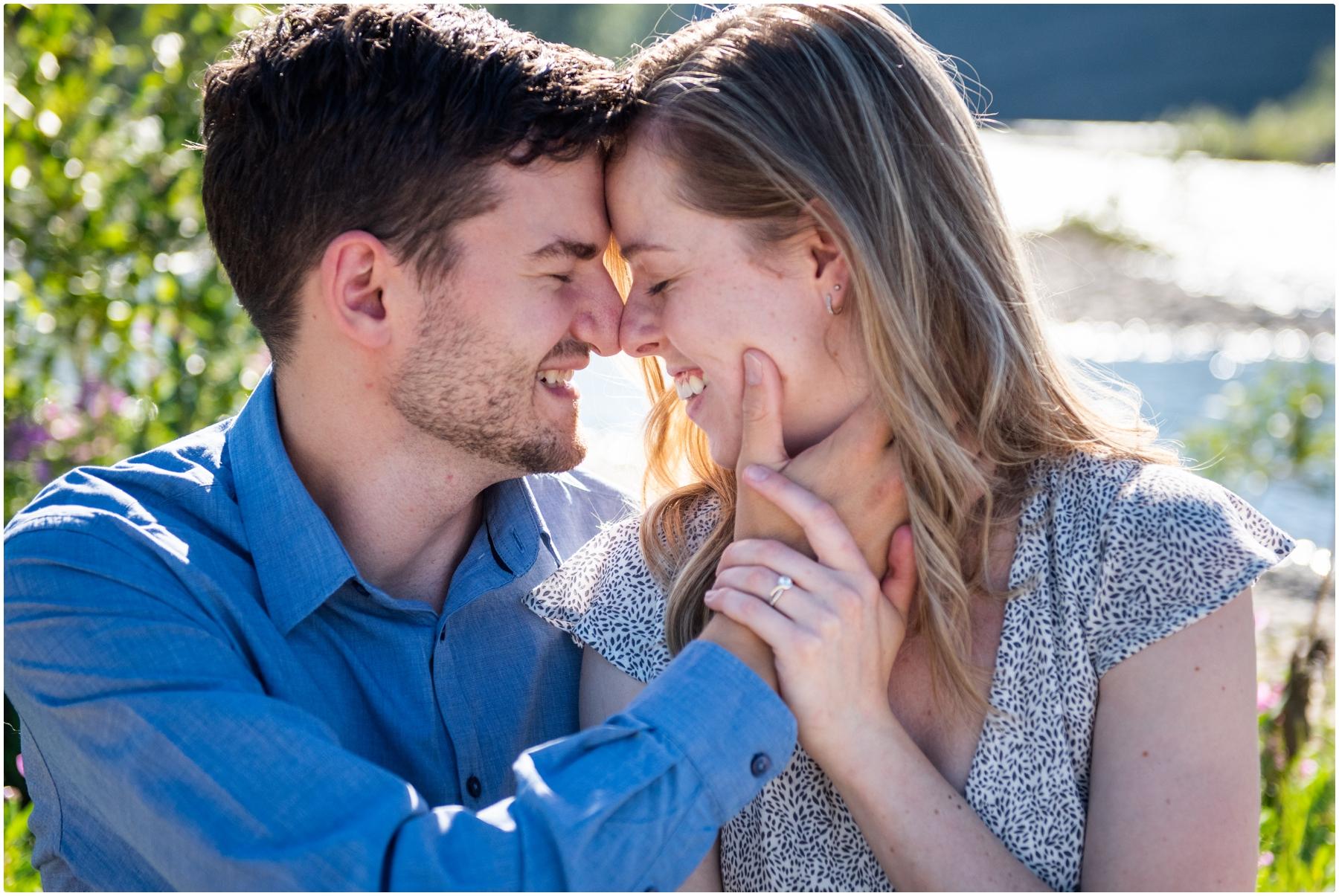 Allen Bill Day Use Engagement Photographer