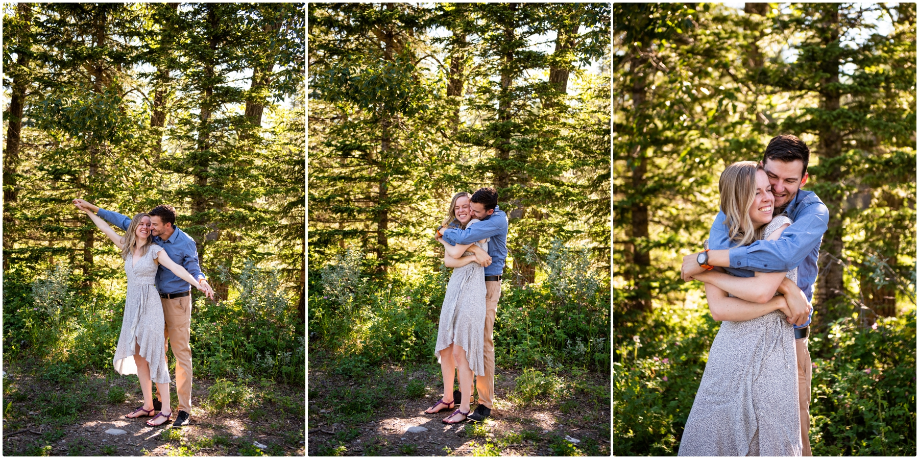 Allen Bill Day Use Engagement Photographers