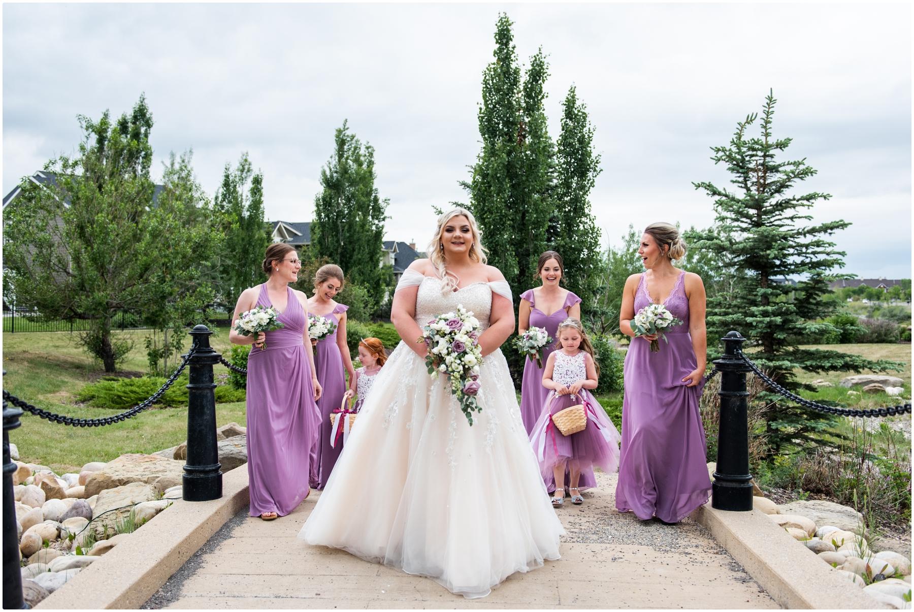Blue Devil Golf Course -Wedding Party Photographer