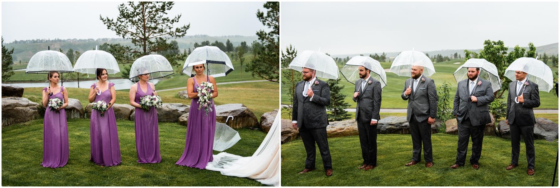 Blue Devil Golf Course Wedding Photographer