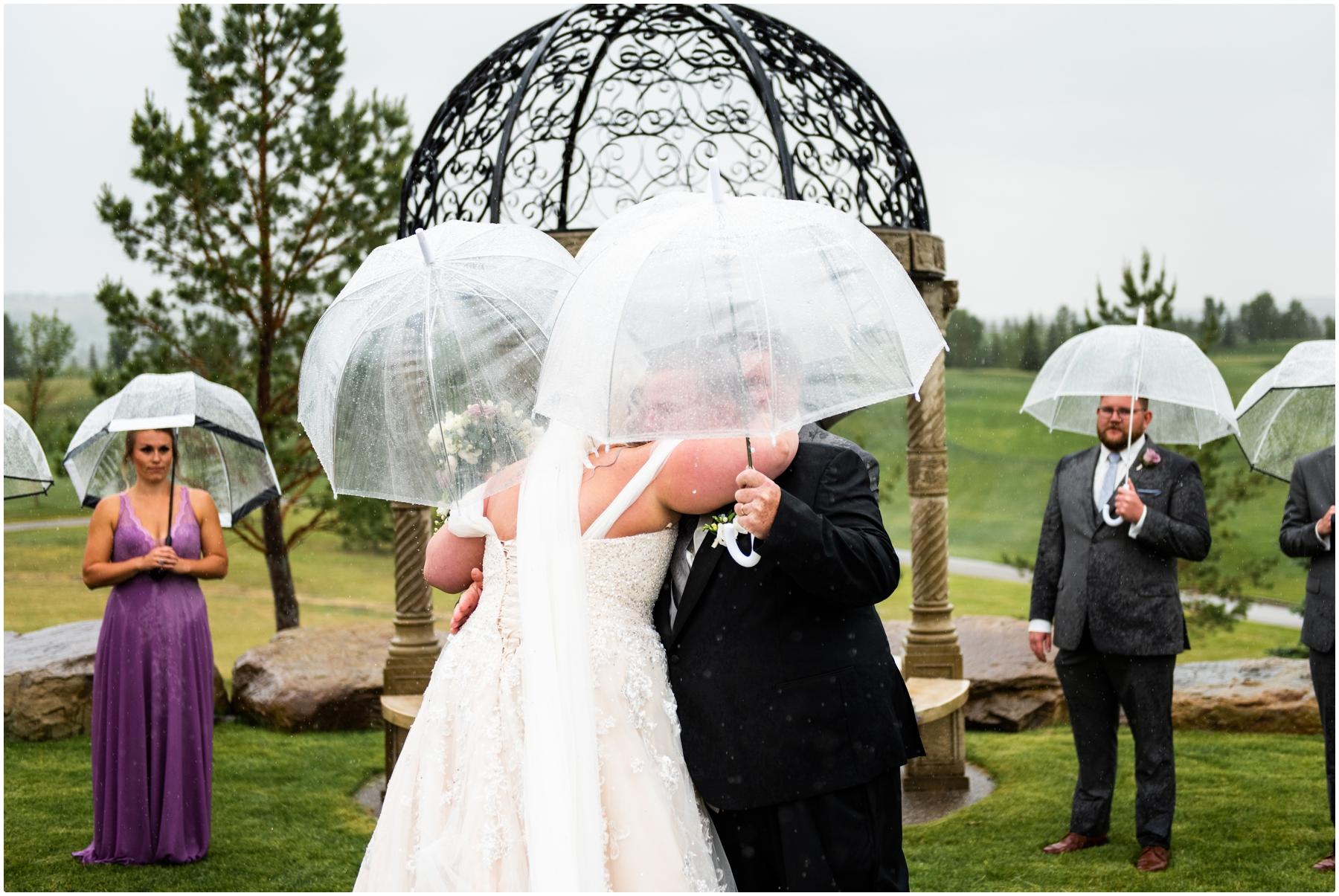 Blue Devil Golf Course Wedding Photographers