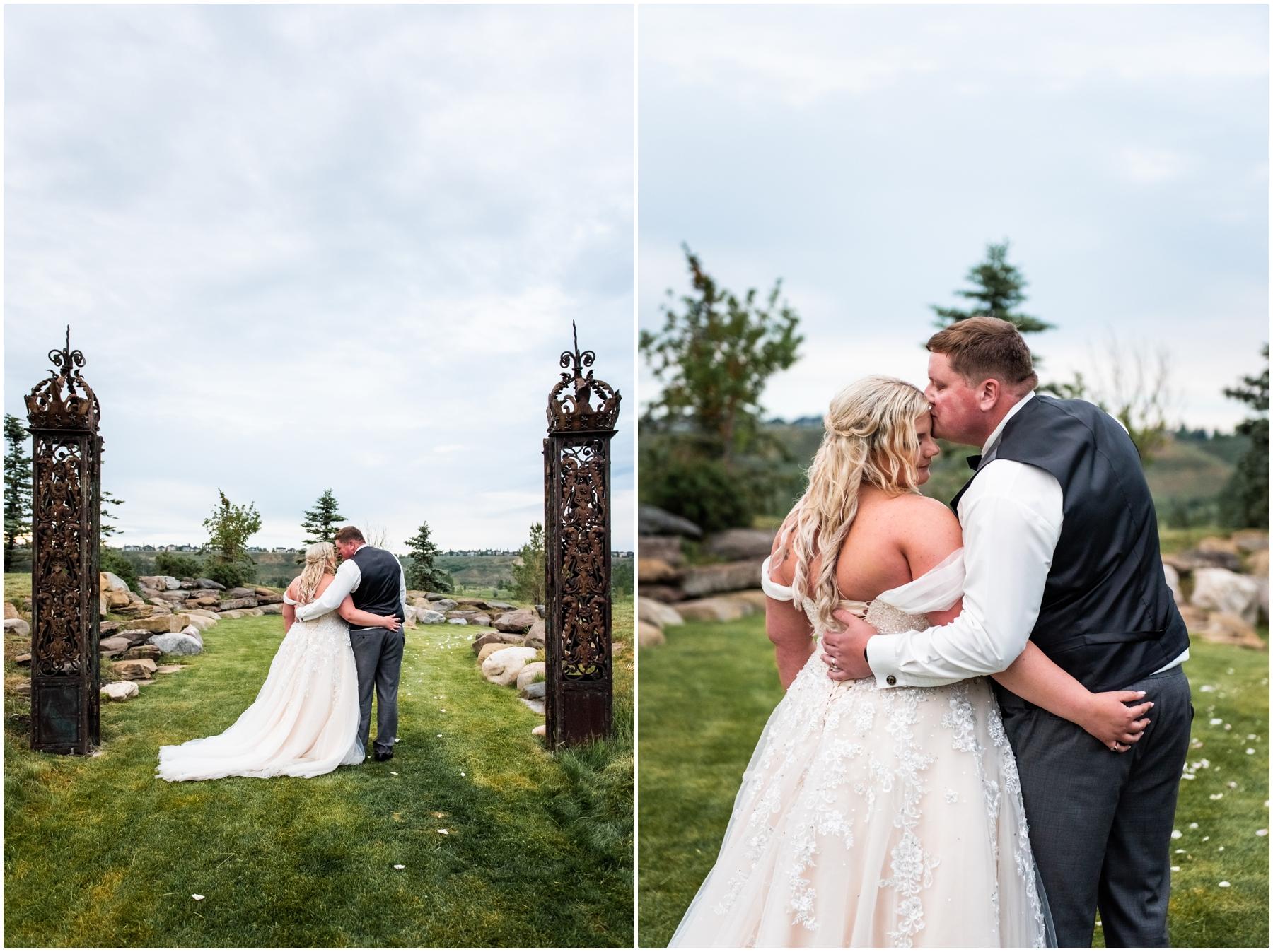 Blue Devil Golf Course Wedding Reception Photographers