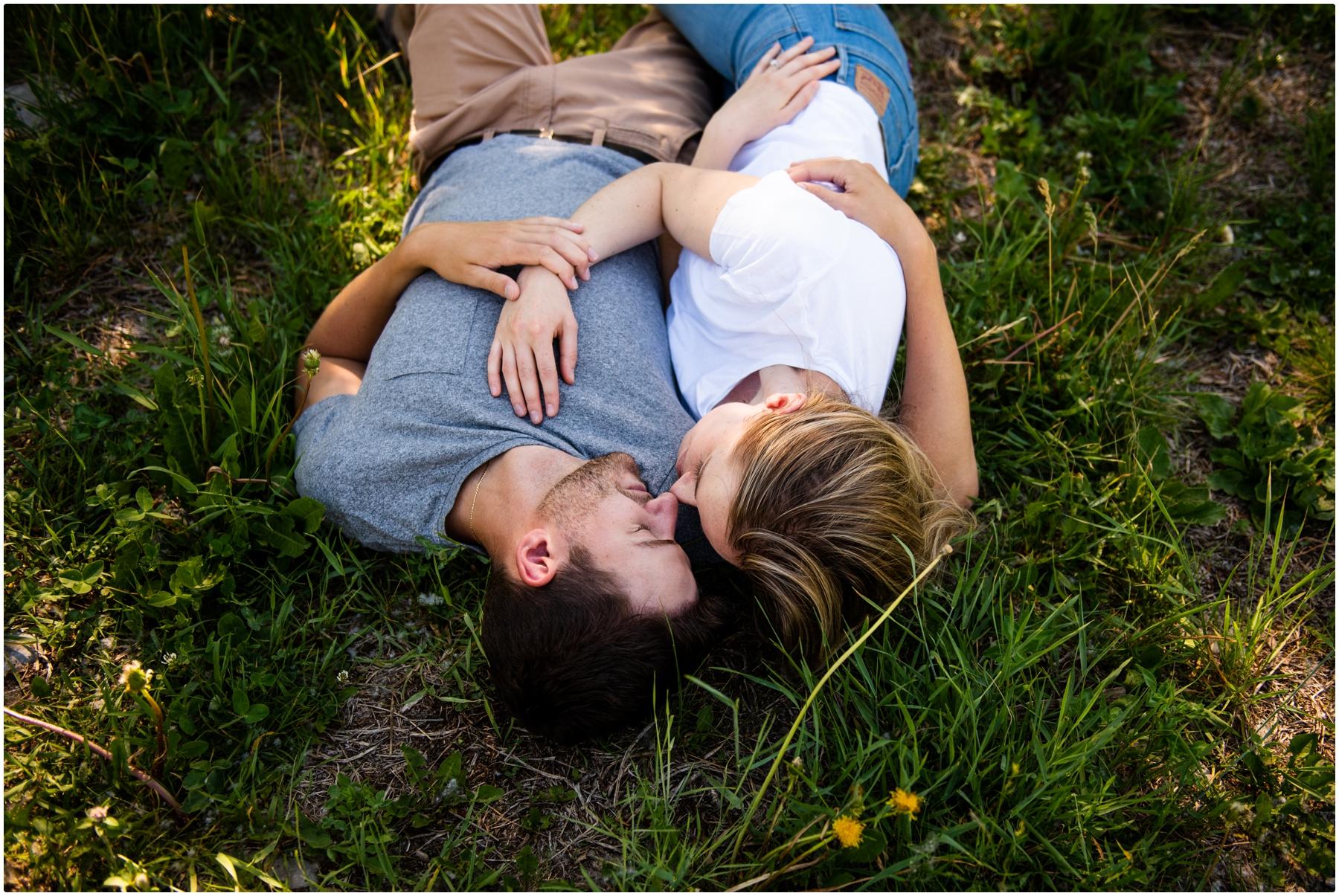 Bragg Creek Engagement Photographer