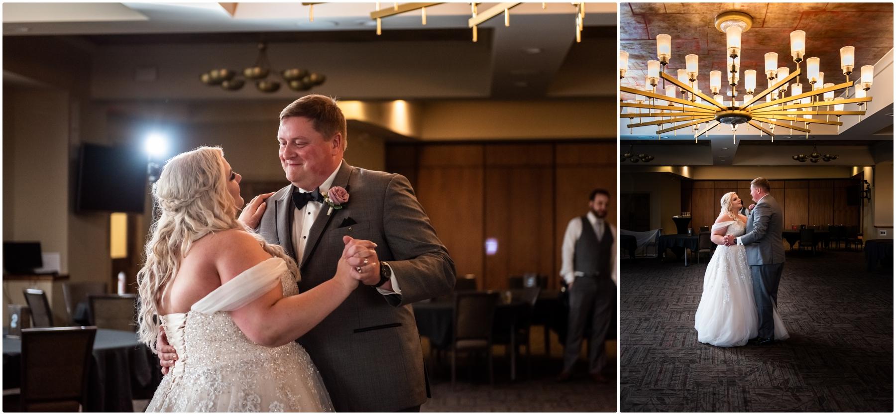 Calgary Blue Devil Golf Course Tent Wedding Photographers