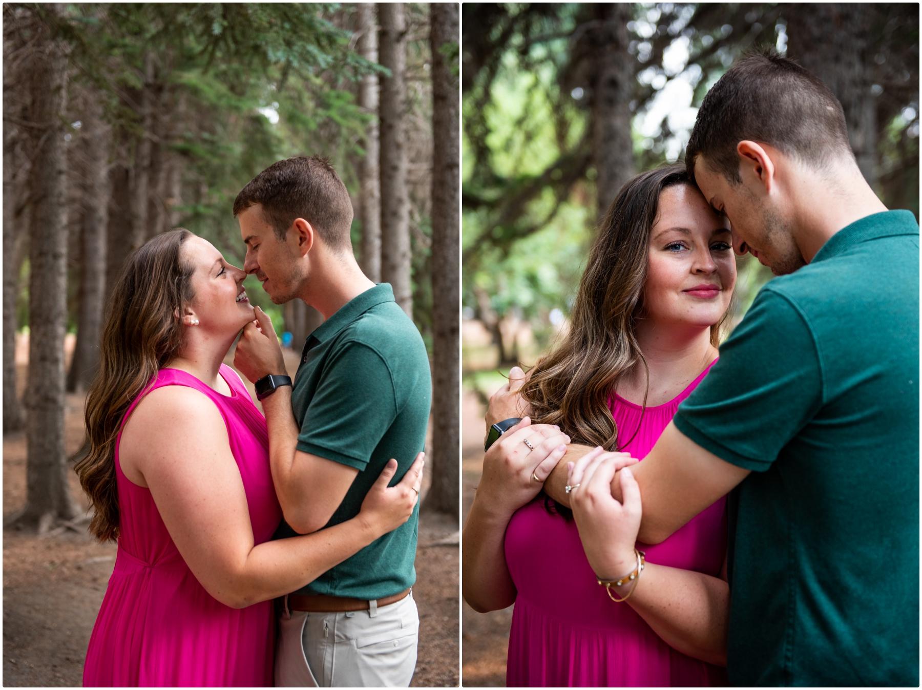 Calgary Engagement Photographers - Edworthy Park