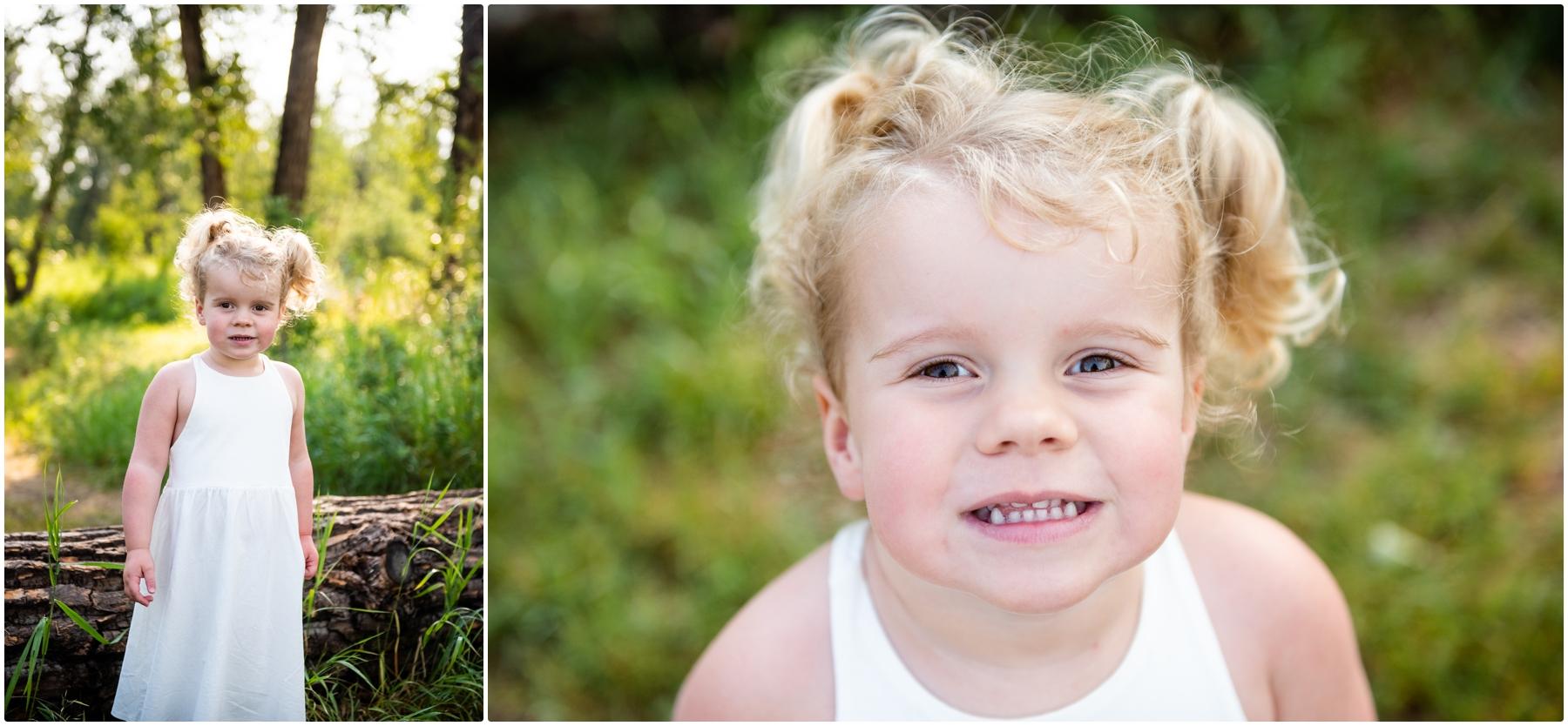 Calgary Summer Family Photography