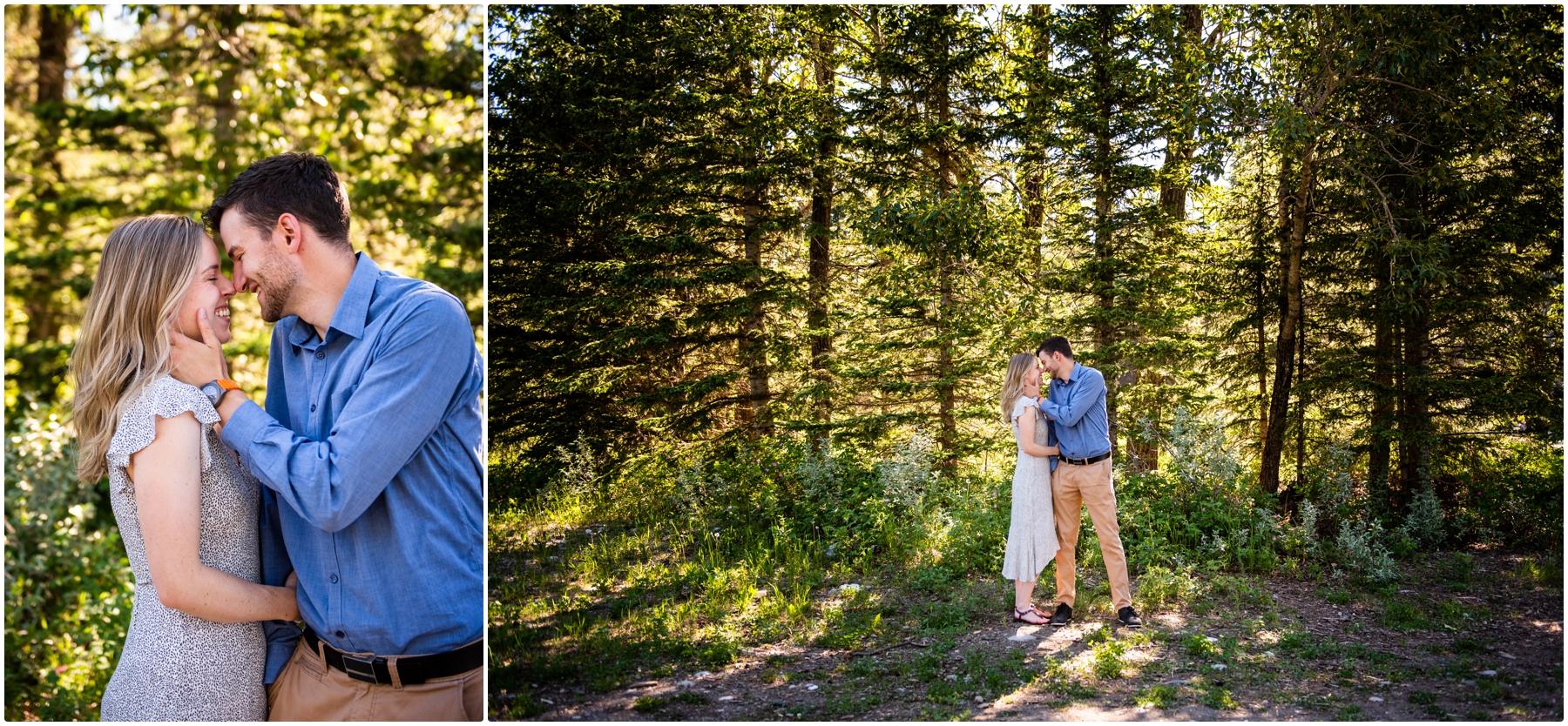 Kananaskis Engagement Photography - Allen Bill Day Use