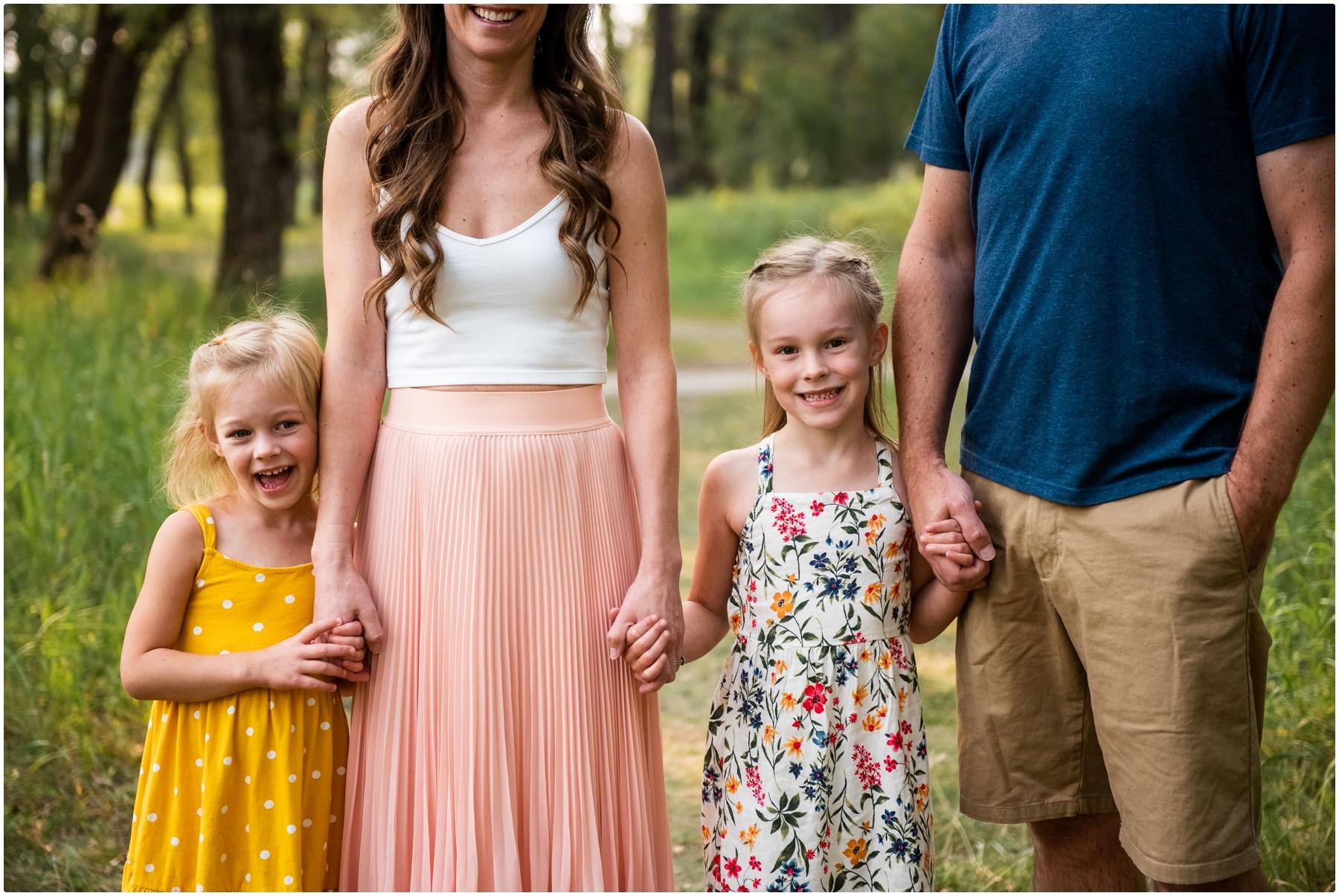Calgary Family Session - Fish Creek Park Family Photographer